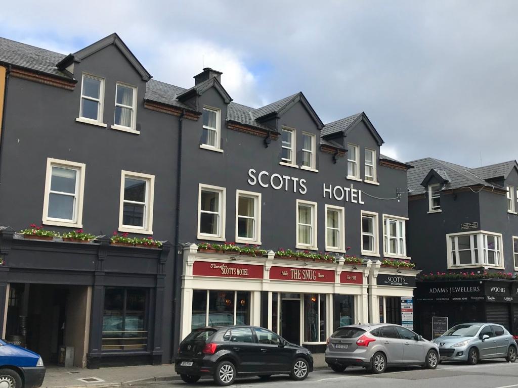 scotts hotel killarney - Gimme Veg!