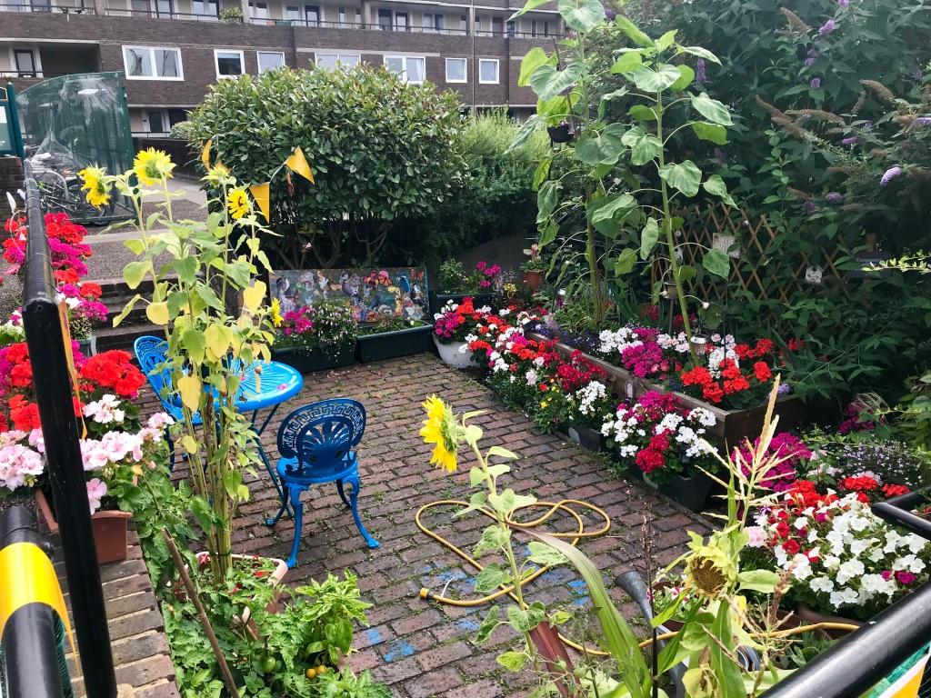 Brentford Dock children's garden 2