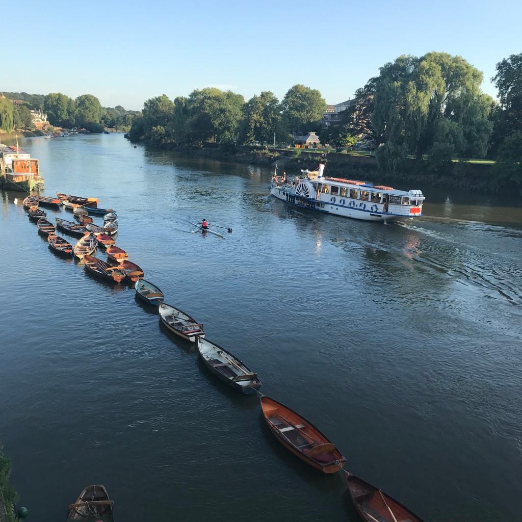 Thames Walk - Gimme Veg