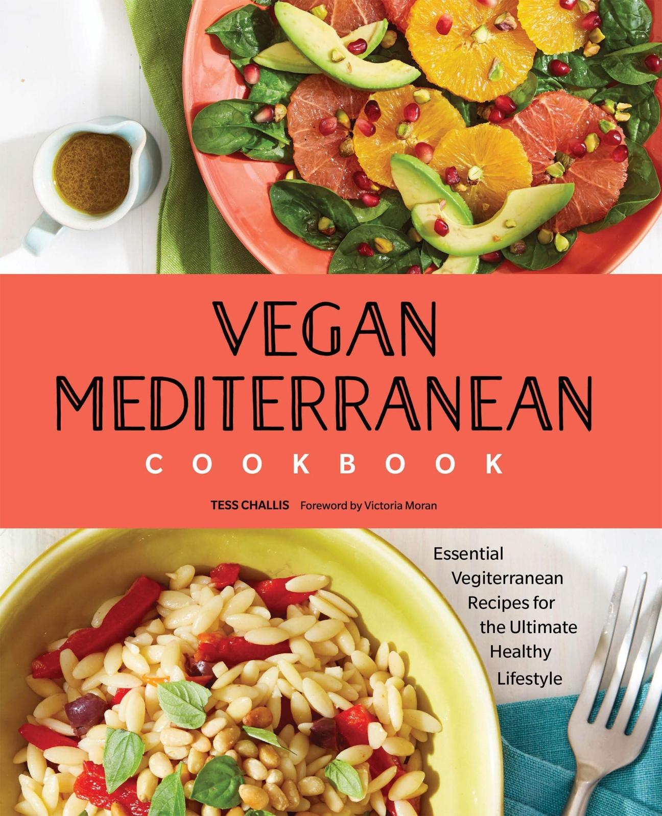 vegan mediterranean cookbook - gimme veg