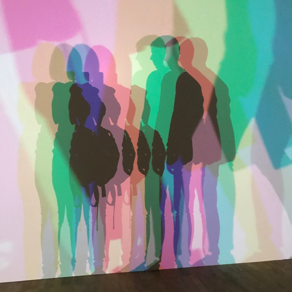 Shadowplay at In Real Life at the Tate Modern - Gimme Veg