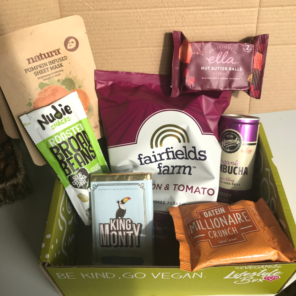 The Vegankind Vegan Lifestyle Box