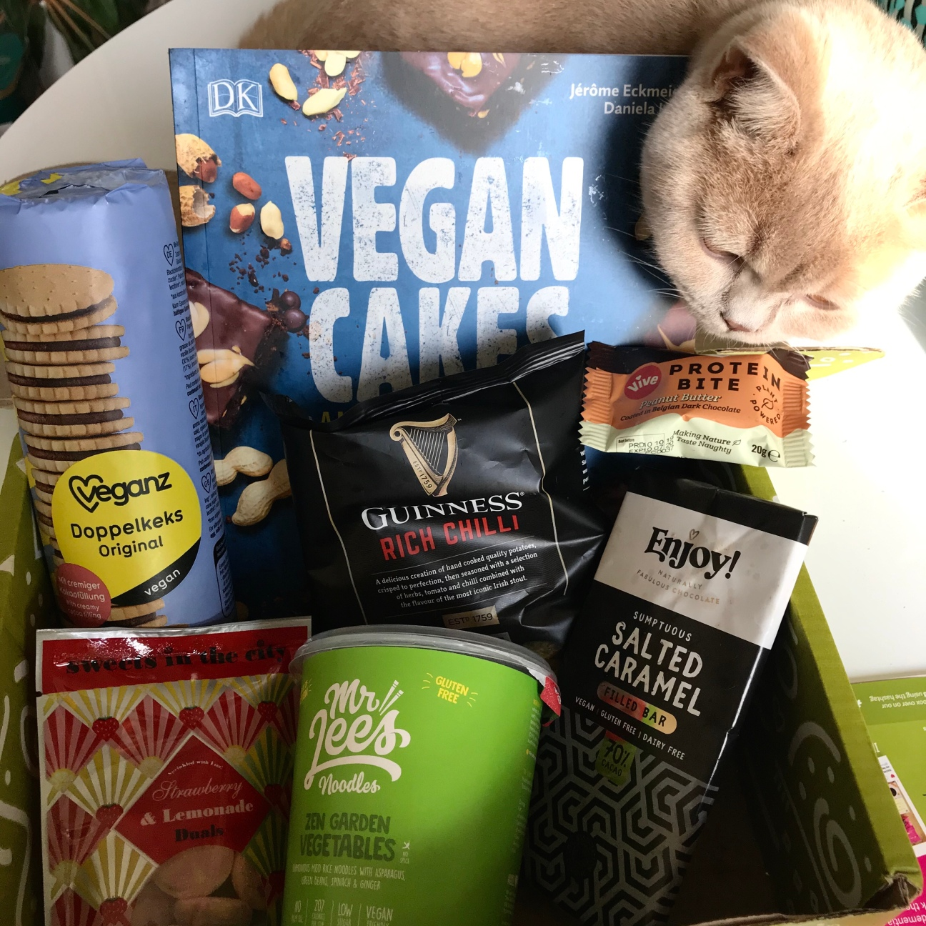 TVK November Box - Gimme Veg