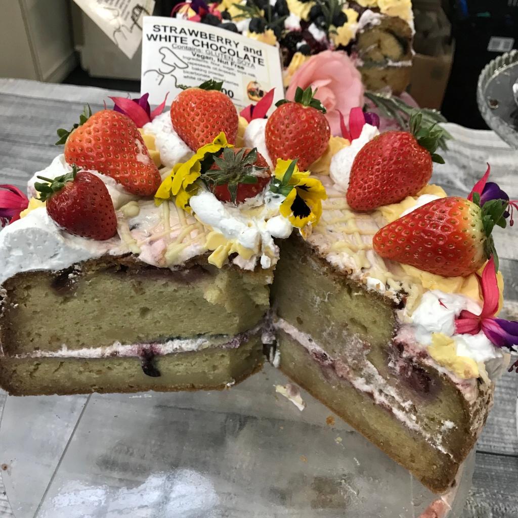 vegan cake - gimme veg